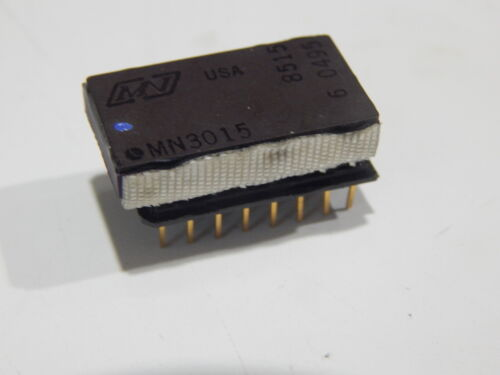 MICRONETWORK MN3015 MN3311 GOLD DIP IC - USA SELLER FAST SHIPPING