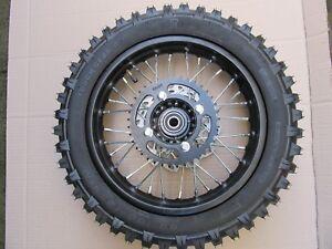 Pit Bike dirt SDG COMPLETE REAR Wheel, sprocket, disc 12