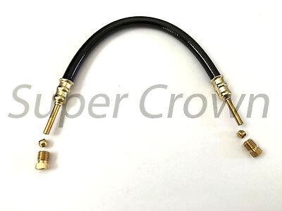 High Pressure Flexible Synthetic Nylon Lubrication Hose Bijur 4mm X 7.87 Showa