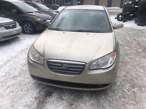 2008 Hyundai Elantra 4cylinder 200,000km (Taxi) 1599$