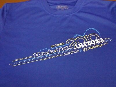 2010 Pf Changs Rock   Roll Arizona Marathon 13 1 26 2  Medium  T Shirt  I7