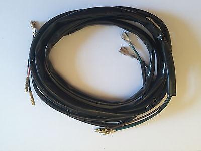 Lambretta Electronic Wiring Loom in Black SX TV GP LI