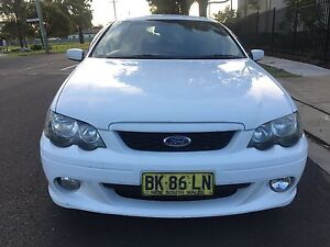 2005 Ford Falcon BA MKII XR6 Auto 9months Rego Low Kms Liverpool Liverpool Area Preview