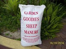 GARDEN GOODIES SHEEP MANURE - 100% SHEEP MANURE Baldivis Rockingham Area Preview