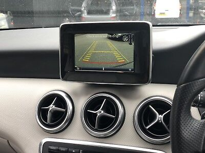 Mercedes A B C E S Class Reverse Rear Camera System With Installation