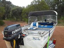 Stacer aluminum dinghy Yallingup Busselton Area Preview