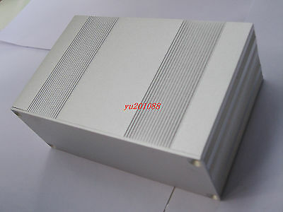 New Diy Aluminum Project Enclosure Box Electronic Case 95x145x54mmlwh