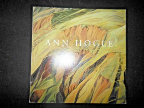 Ann Hogle Fresno Art Museum Paintings Exhibit 1998 Santa Clara University Photos