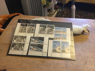 Turks & Caicos Islands Unmounted Mint Stamps Lot