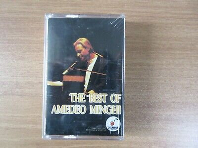 Amedeo Minghi - The Best Of Amedeo Minghi Korea Cassette Tape SEALED NEW RARE