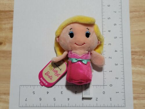 2016 Hallmark Itty Bittys Barbie Blonde Plush NWT New with Tags