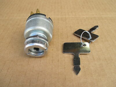 Ignition Switch For Ford 9600 9700 Backhoe 420 550 5500 5550 650 7500 755 755a
