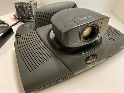 Polycom Viewstation Fx Set With Remote Adapter