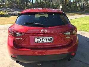 2014 Mazda Mazda3 Hatchback Springwood Blue Mountains Preview