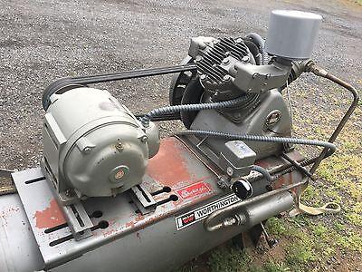 Worthington 10 Hp Air Compressor 230460 3ph Good Condition.