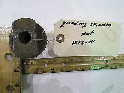 Storm Vulcan 15 Grinding Spindle Nut 1512-18