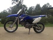 Yamaha TTR110 Cedar Vale Logan Area Preview