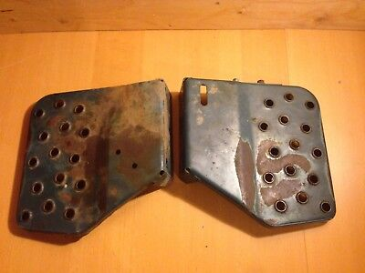 Kubota B6000 Tractor Foot Rests Great Condition