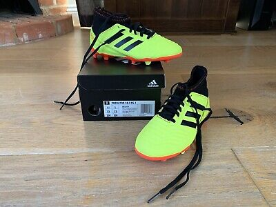 Boys Adidas Predator Football Boots Size Uk 1
