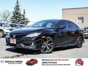2018 Honda Civic Hatchback Sport Touring HS 6MT 1owner|Cleancarf
