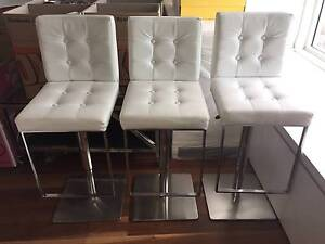 Modern Style Bar Stools - 3 Collaroy Manly Area Preview