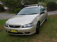 2006 Ford Falcon BF Sedan an absolute bargain at $4,350 Raymond Terrace Port Stephens Area Preview
