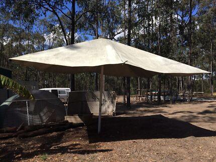 Large umbrella  Chuwar Brisbane North West Preview