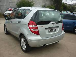 2005 Mercedes-Benz A170 Hatchback auto, THIS WEEK SPECIAL Harris Park Parramatta Area Preview