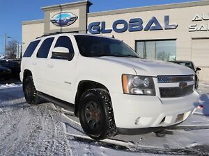 2010 Chevrolet Tahoe LT 4WD LEATHER 7 SEATER.