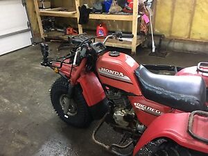 Honda big red 250