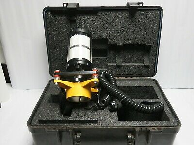 Trimble Mt900 Uts Machine Control Target Wshock Mount Case And Coil Cable