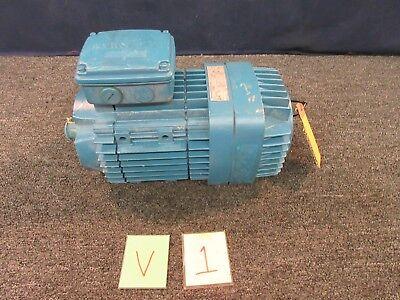Mannesmann Demag Conical-rotor Brake Crane Drive Motor Kba-90-b-4 90b-4 Kba90b4
