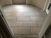 PROFESSIONAL TILING SERVICES AVAILABLE