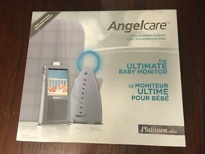 Angelcare Video and Motion Sensor Monitor
