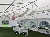 Event tent for rent