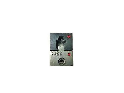 - Sargent Tools 7100-04 Tela-Crimp Pro Modular Plug Crimp Die RJ22 for Handset Mod