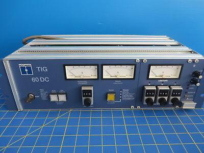 Huttinger Tig 60 Dc Plasma Sputtering Controller