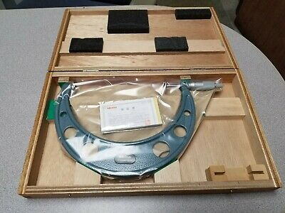 123-108 Disk Micrometers Mitutoyo Measuring Range 175-200mm