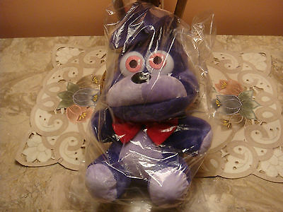 New Genuine Sanshee Five Nights At Freddy S Fnaf Bonnie Plush Sealed