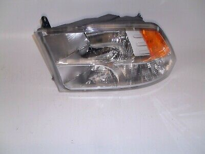 2009 - 2012 Dodge Ram 1500 2500 3500 Driver LH Halogen Headlight OEM 1527
