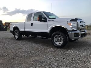 ••• 2013 Ford F-250 FX4 4WD•••