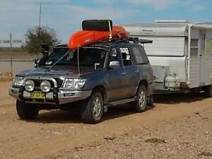 2001 Toyota LandCruiser Wagon Grafton Clarence Valley Preview
