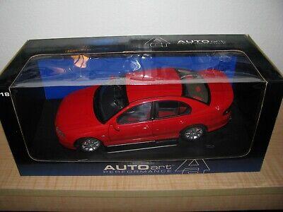 Autoart Holden HSV VT2 GTS 300 Commodore Red 1:18