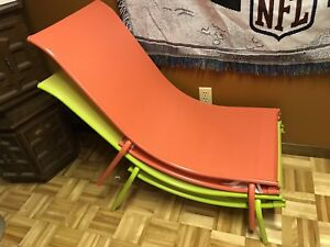 2 lounge chair for sale