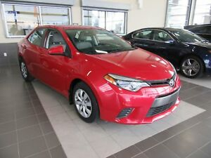 2015 Toyota Corolla LE BLUETOOTH, REARVIEW CAMERA, KEYLESS EN...