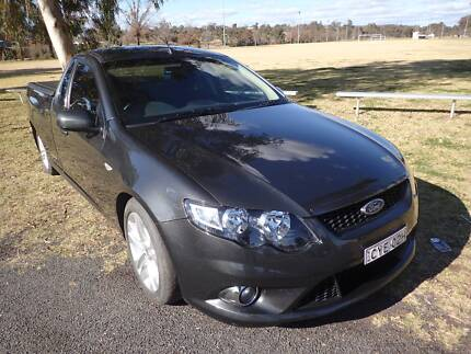 2009 Ford Falcon Ute XR6T Inverell Inverell Area Preview