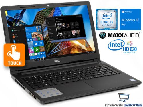 Dell 3000 Series 15.6 Touch Laptop, i5-7200U, 32GB DDR4, 256GB SSD, W10P
