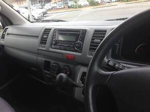 2007 Toyota Hiace Van Croydon Charles Sturt Area Preview
