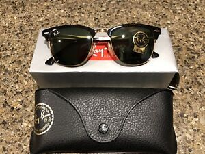 Polarized Rayban Clubmasters (tag still on)