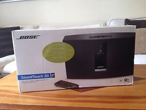 BOSE SoundTouch 20 series ll Fortitude Valley Brisbane North East Preview